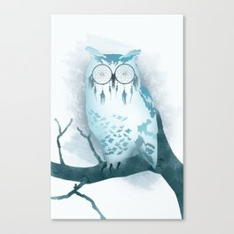 Dream Watcher Canvas Print