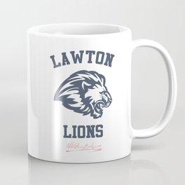 The Field Party - Lawton Lions Coffee Mug