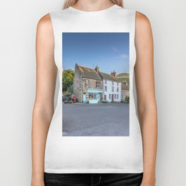 Falkland Summer Evening Biker Tank