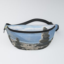 Chelan Rock Stacks Fanny Pack