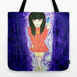 Turn Off Your Mind Tote Bag