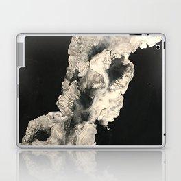 Smoke in the night Laptop & iPad Skin