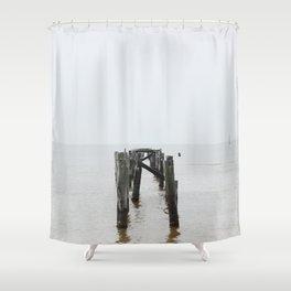 Gulfport Shower Curtain