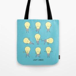 Light Cardio Tote Bag