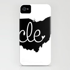 Love Cleveland iPhone (4, 4s) Slim Case