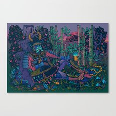 Power Pint Canvas Print