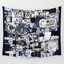 analogue legendsIII Wall Tapestry