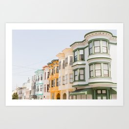 North Beach Art Print