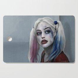 Harley Quinn - The Clown Princess Of Gotham Cutting Board