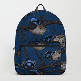 Night fairy wrens Backpack