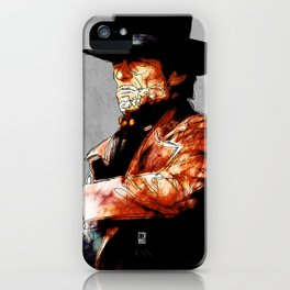 Preacher iPhone Case