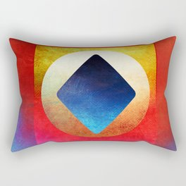 Ace of Diamond Rectangular Pillow