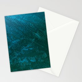 Ferns pattern Stationery Cards