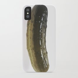 Dill Pickle iPhone Case