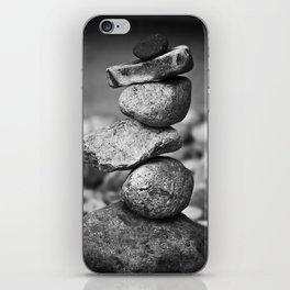 subconscious equilibrium iPhone Skin
