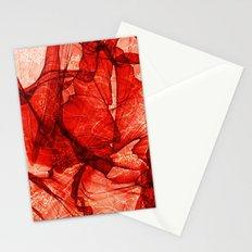 Poppy Veildance Stationery Cards