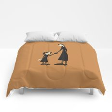 Mother and Child Comforters