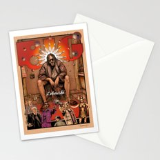 Big Lebowski Stationery Cards