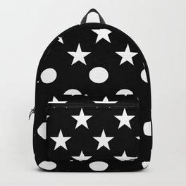 DORM (BLACK-WHITE) Backpack