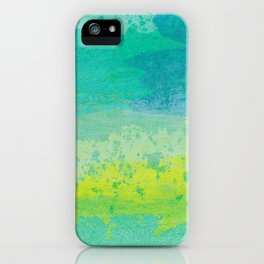 Abstract No. 482 iPhone Case