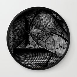 RESILLE Wall Clock