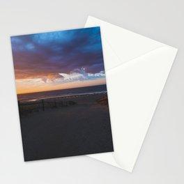 Beach Sunrise, LBI, NJ Stationery Cards