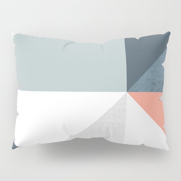 Modern Geometric 12 Pillow Sham