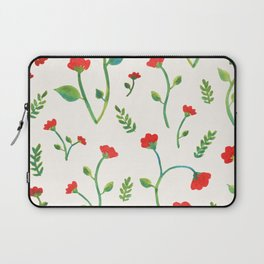 Lush Poppies Laptop Sleeve