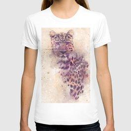 Gepard art series T-shirt