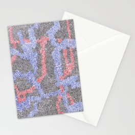 schematic circulation Stationery Cards