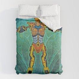 cyberwoman Comforters