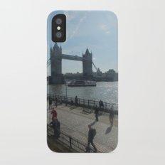 Tower Bridge Slim Case iPhone X