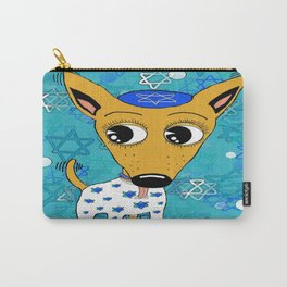 Happy Chihuanukkah! Carry-All Pouch