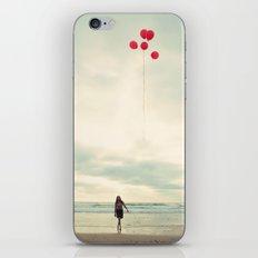 Letting Go iPhone Skin