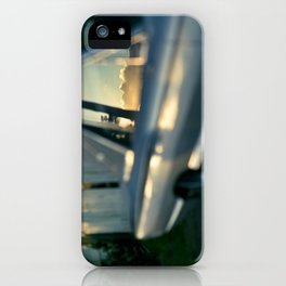 smooth ride iPhone Case