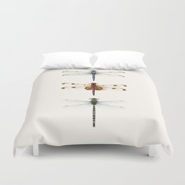 Dragonfly Collector Duvet Cover