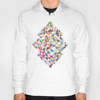 confetti Hoodies featuring Confetti by FRAXTURED