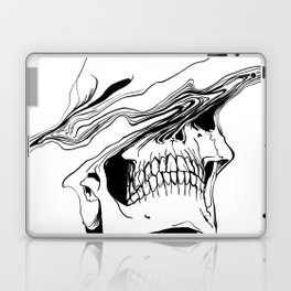Skull (Liquify) Laptop & iPad Skin