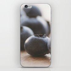 Blue Fruit iPhone & iPod Skin