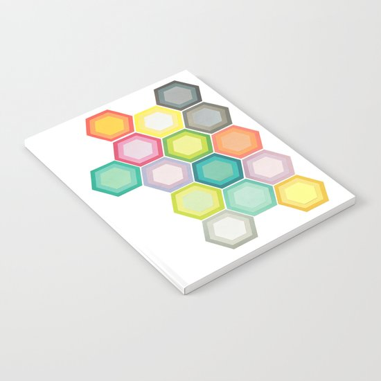 Honeycomb Layers Notebook