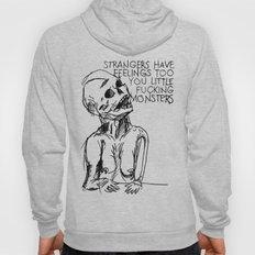 A word on strangers Hoody