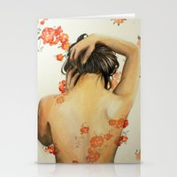 wallet Stationery Cards featuring Blend In by Madelyne Joan Templeton