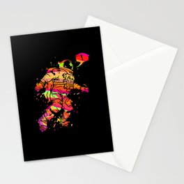Spaced out Stationery Cards