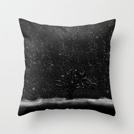 """Blankets."" Throw Pillow"