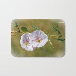 Flower love Bath Mat