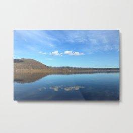 water and sky Metal Print