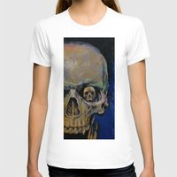 vampire T-shirts featuring Vampire by Michael Creese