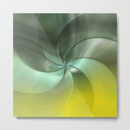 shining -2- Metal Print