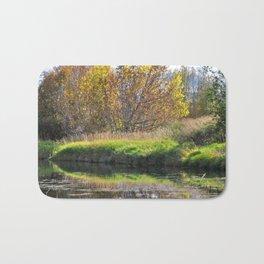 The Pond Bath Mat