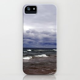 Great Lake Superior iPhone Case